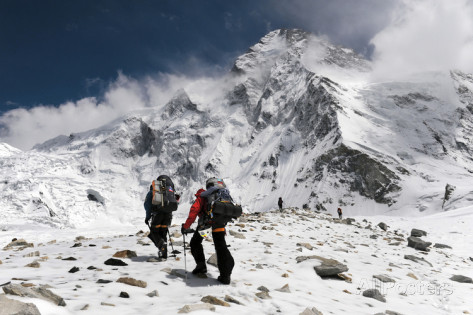 Expediton of K2 by Chinese Side