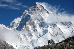 Trek to North Face of K2